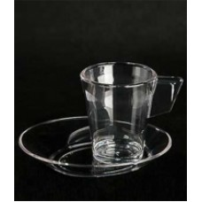 Chávena Transparente