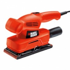 Lixadora KA300-QS BLACK AND DECKER
