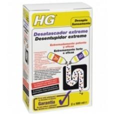 Desentupidor Extreme 2x500 Ml. HG